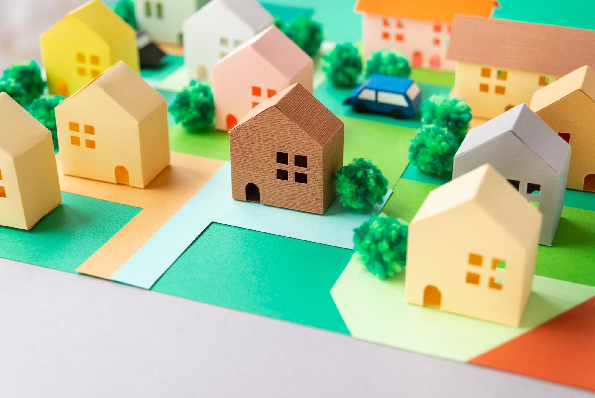 整形地?変形地?傾斜地?注文住宅を建てる際の土地の選び方